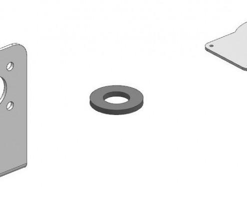 Blechkonstruktion Tipp - verschiedene Materialien