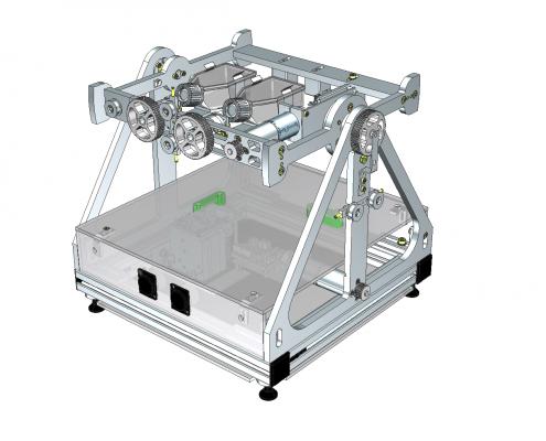 Micro Gravity Incubator - HSLU