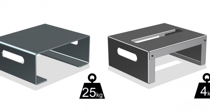 Konstruktionstipp Leichtbau - Blexon