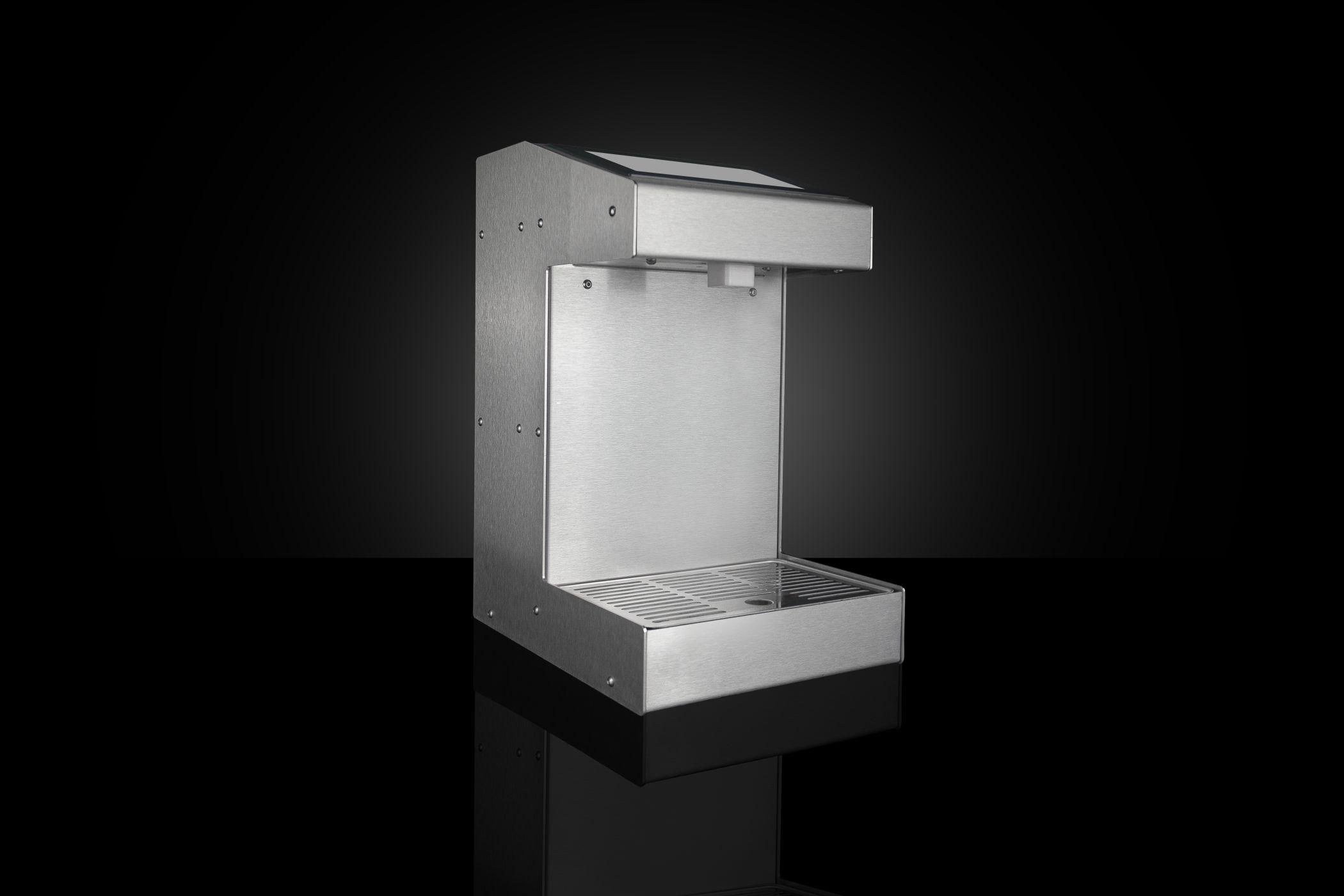 Automat von Tapmatrix mit Blexonteilen von Blexon