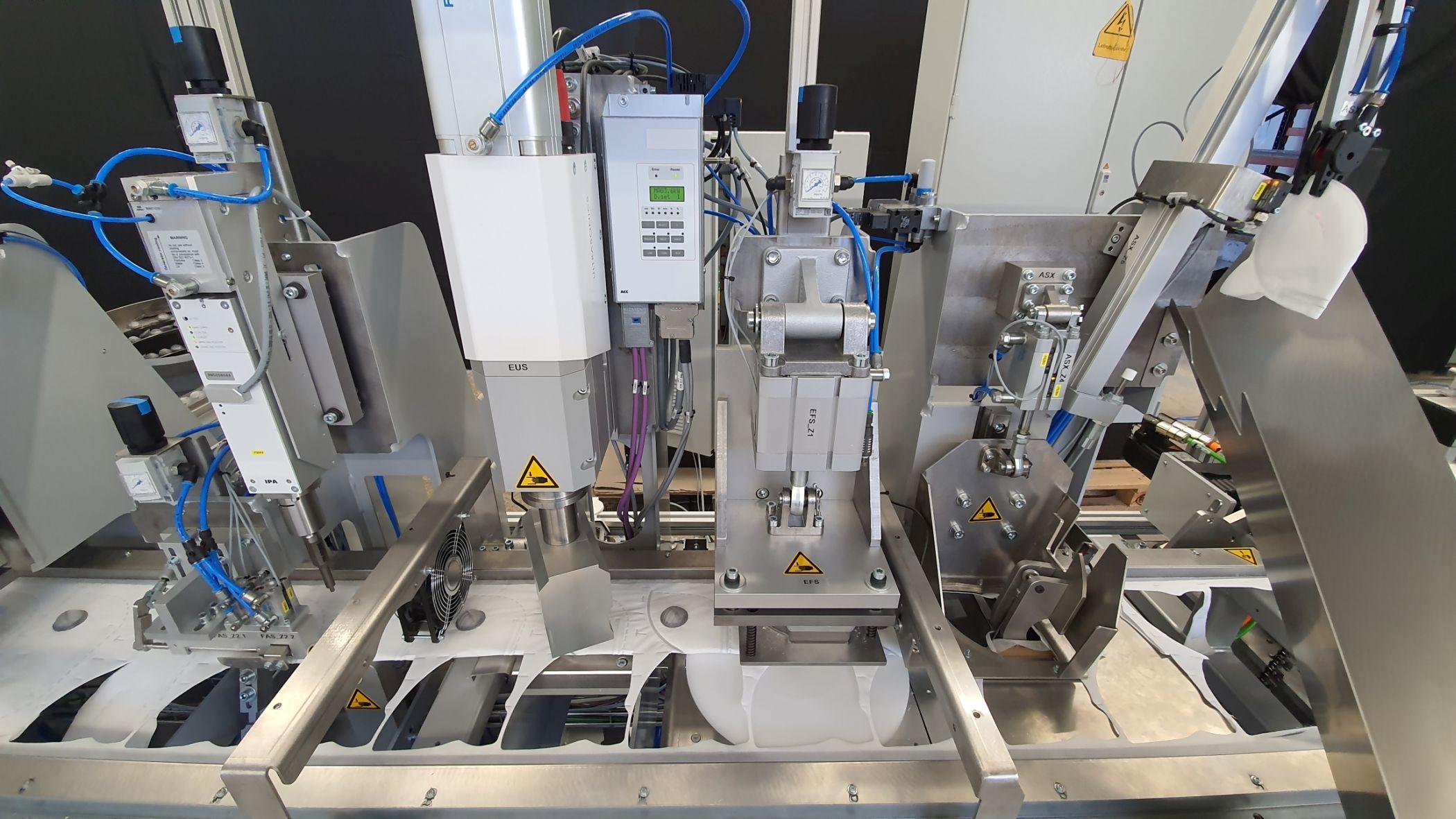 Maschinenteile gefertigt von Blexon